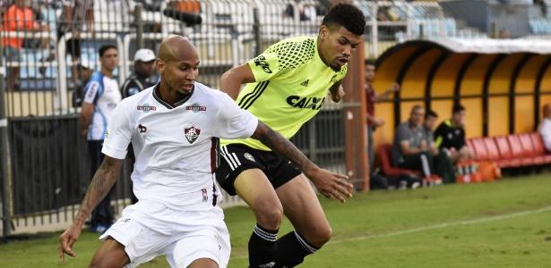 O 2017 de Wellington Silva foi atrapalhado por uma lesão no joelho esquerdo