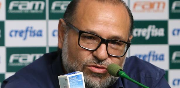 Rubens Sampaio, ex-médico do Palmeiras
