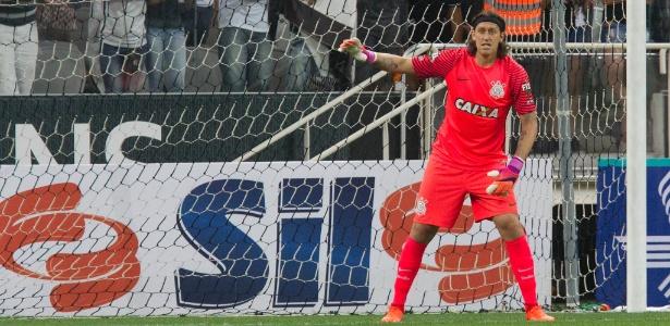 Cássio pode erguer a primeira taça como jogador do Corinthians