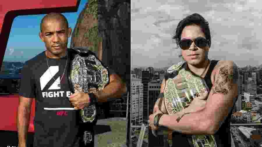 Lucas Lima/UOL - Alexandre Loureiro/UFC/Divulgação