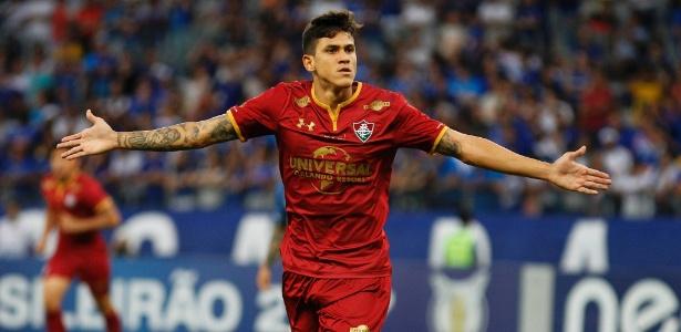 Atacante Pedro já marcou quatro gols neste início de temporada e é o 'matador' do Flu