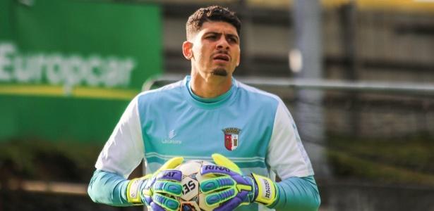 Nos últimos seis jogos do Português, goleiro do Braga levou somente um gol