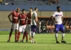 Ceni é expulso por reclamação, mas Fortaleza segura empate com Vila Nova - Divulgação/Fortaleza EC