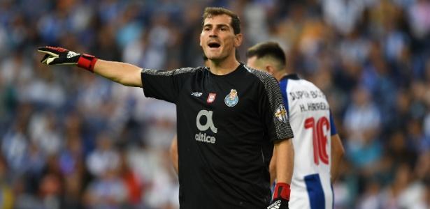 Casillas prestou serviçõs ao Real Madrid por quase 25 anos, além disso atuou pela equipe 725 vezes - Octavio Passos/Getty Images