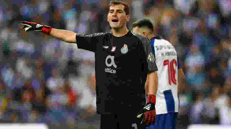 Casillas prestou serviços ao Real Madrid por quase 25 anos, além disso atuou pela equipe 725 vezes - Octavio Passos/Getty Images