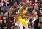 Durant marca 51 pontos, mas Raptors batem os Warriors; Lakers vencem