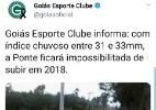 Goiás provoca Ponte Preta por
