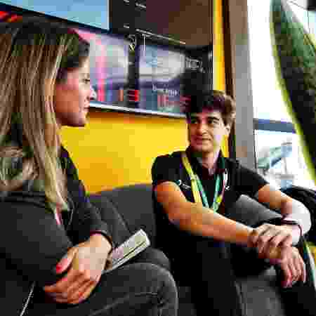 Caio Collet tem 17 anos - Renault F1/Divulgação