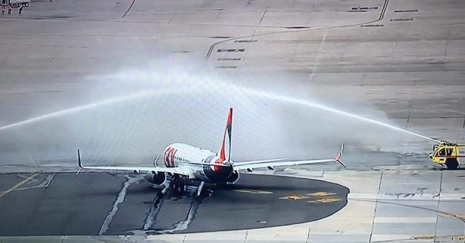 Avião Flamengo