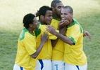 L. Fabiano diz que gol de Adriano evitou confusão em final: