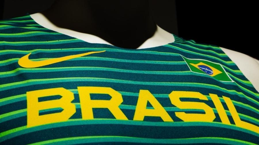 Nike apresenta uniforme do atletismo brasileiro em Tóquio - Divulgação