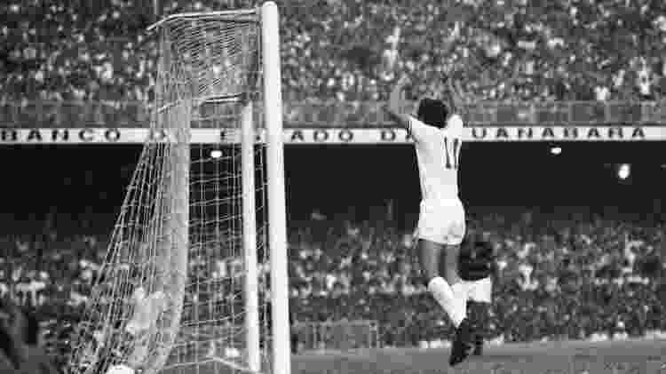 Fla-Flu de 1969 entrou para a história com vitória do Fluminense - Acervo Flu Memória - Acervo Flu Memória