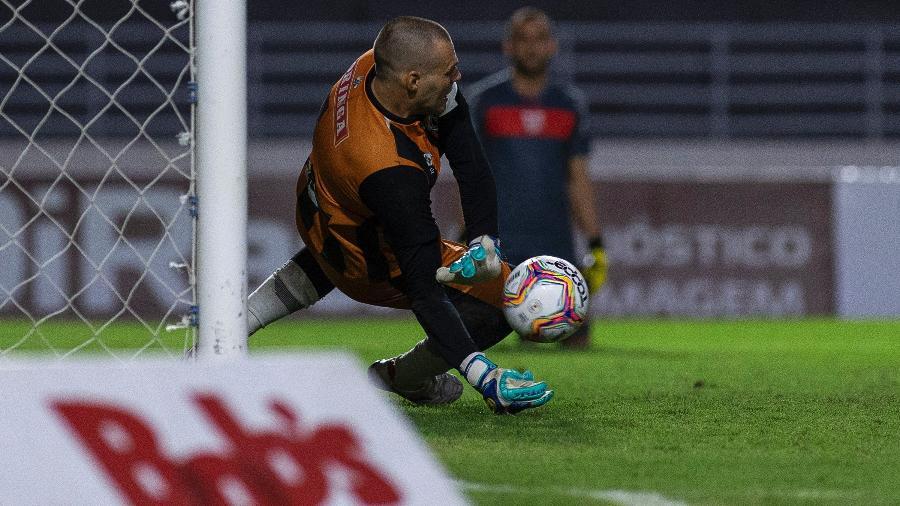 Deola defendeu o ASA no Campeonato Alagoano - Alisson Frazao/AGIF