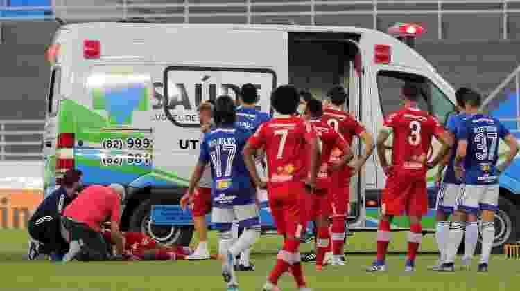 Cruzeiro 3 - Itawi Albuquerque/AGIF - Itawi Albuquerque/AGIF