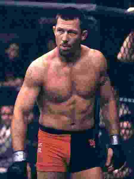 Pat Miletich, durante luta no UFC 31, em 2001 - Zuffa LLC/Zuffa LLC via Getty Images