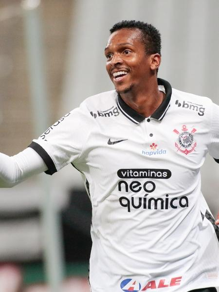 Jô marcou pelo Corinthians e fechou o placar contra o Ituano, pelo Paulistão - Rodrigo Coca / Agência Corinthians