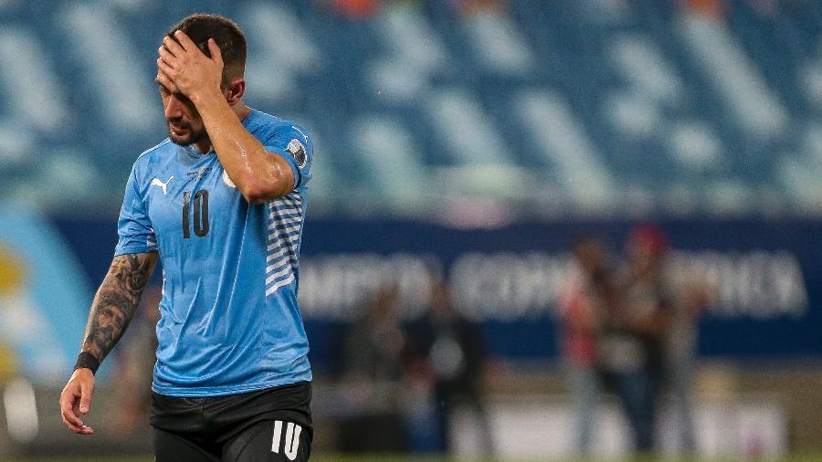 Uruguai é eliminado da Copa América pela Colômbia nos pênaltis - Gil Gomes/AGIF