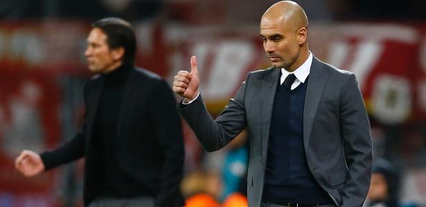 Guardiola assumirá o City na próxima temporada