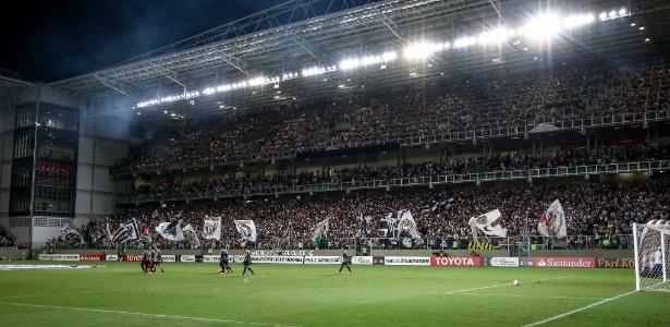 Atlético-MG vai contar com estádio cheio mais uma vez na Copa Libertadores