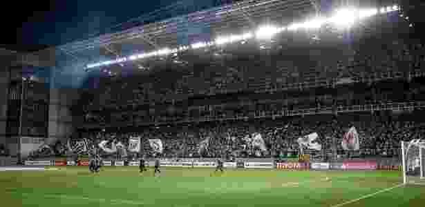 Atlético-MG é mais um clube brasileiro a passar da marca de 100 mil sócios - Bruno Cantini/Atlético-MG