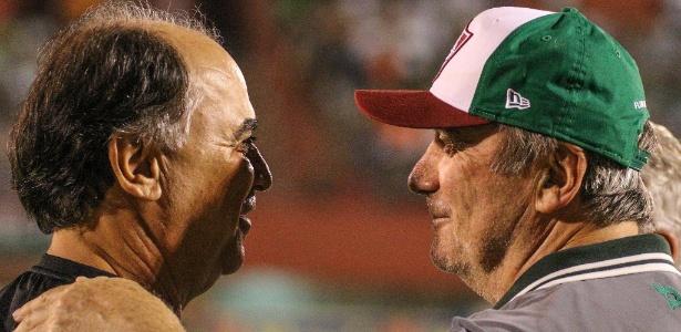 Marcelo e Levir tem reencontro marcado para esta tarde no Nilton Santos