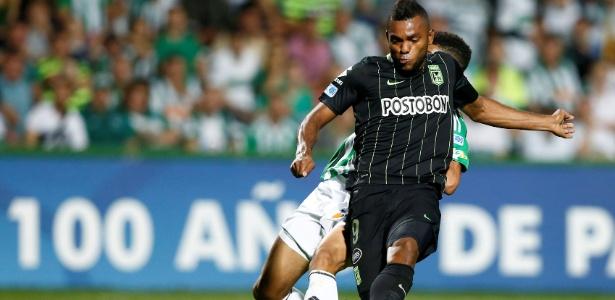 Borja é um dos destaques do Atlético Nacional - Rodolfo Buhrer/Reuters