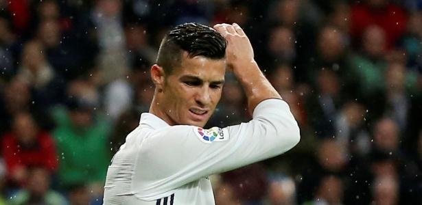 Cristiano Ronaldo vive jejum incômodo de gols no Real Madrid