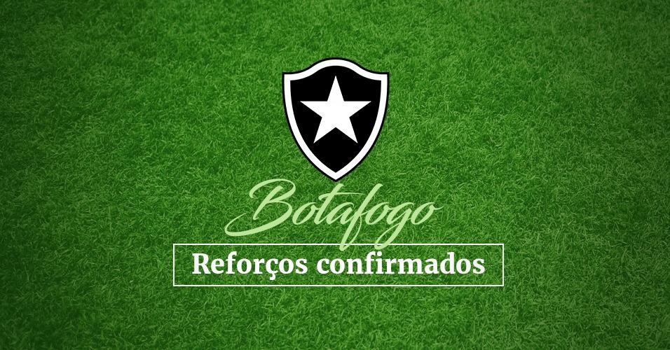 Abre de Botafogo para Álbum do Mercado da Bola