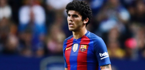 Destaque das categorias de base do Barcelona, Aleñá interessa ao Tottenham