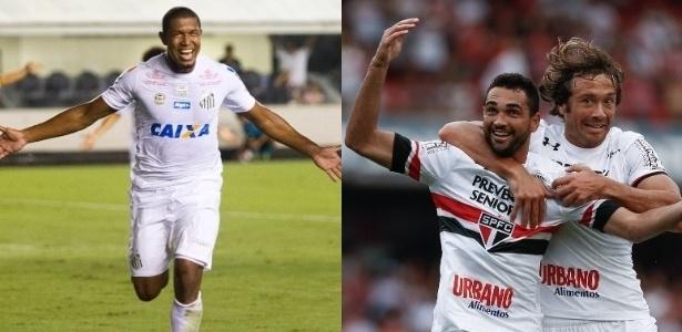 Rodrigão e Gilberto têm três gols cada no Campeonato Paulista 2017