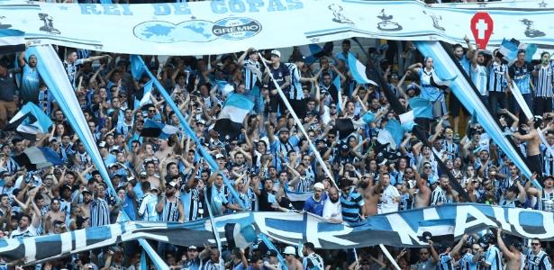 Grêmio usará biometria nos portões de acesso ao estádio. Início será no setor norte