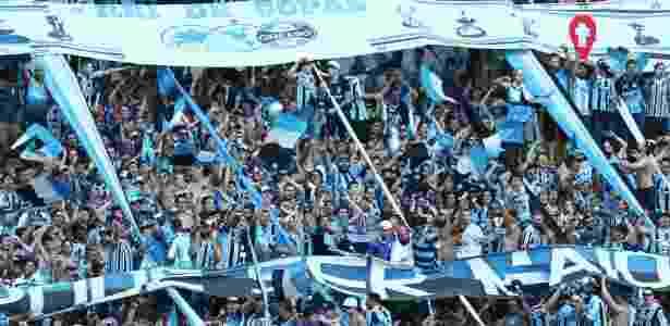 Grêmio - ROBERTO VINÍCIUS/ESTADÃO CONTEÚDO - ROBERTO VINÍCIUS/ESTADÃO CONTEÚDO
