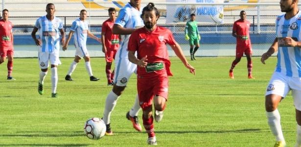 Cristian, ex-Palmeiras, é a referência do time de Mogi Mirim