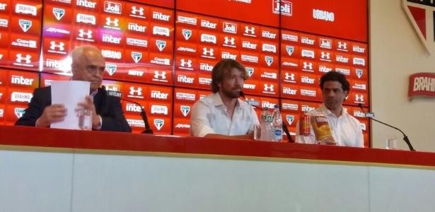 Lugano acha que o São Paulo precisa se reforçar para o decorrer da temporada