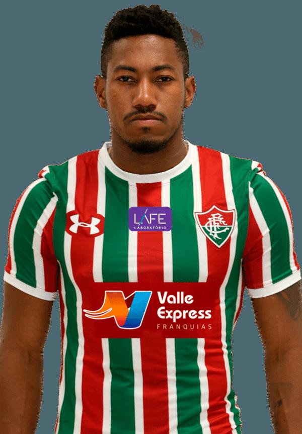 Pablo Dyego, atacante do Fluminense
