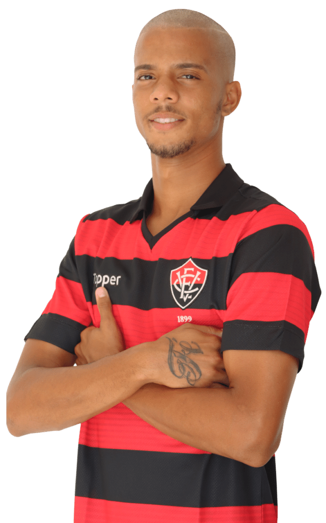 Flávio Henrique Alves Almeida Souza, atacante do Vitória