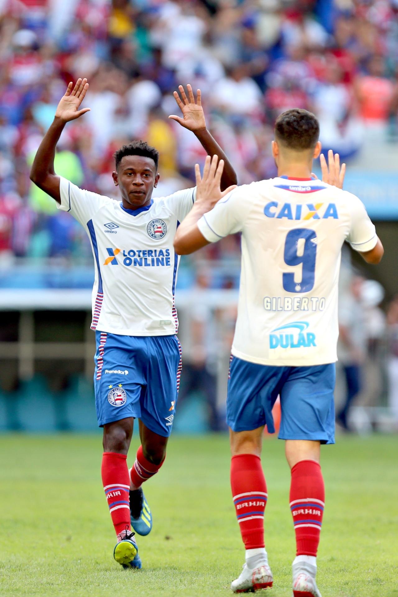 Santos projeta R  21 milhões por meia do Bahia e pode ceder até 2 atletas -  Esporte - BOL 5252bfec19ca0
