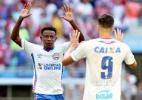 Menon: Ramires foi o melhor de Bahia x Palmeiras - Felipe Oliveira / EC Bahia