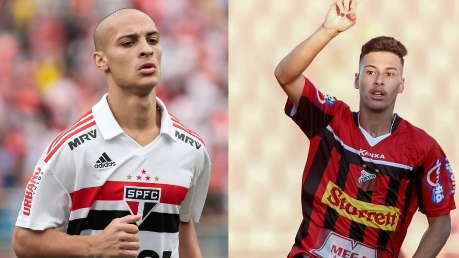 Marcello Zambrana/AGIF e Miguel Schincariol/Ituano FC
