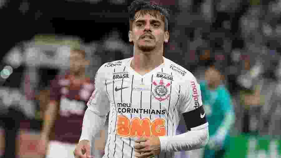 """Lateral Fagner é o principal """"garçom"""" do Corinthians no Brasileiro e na Copa Sul-Americana - Daniel Augusto Jr/Ag. Corinthians"""