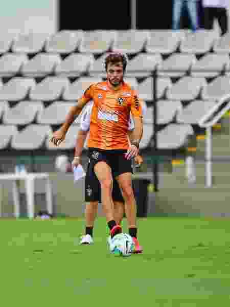 Hyoran, meia-atacante do Atlético-MG - Pedro Souza / Atlético-MG / Divulgação