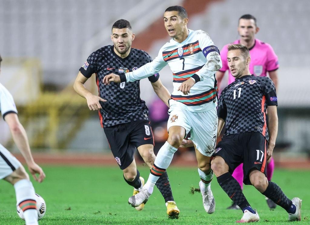 De Virada Portugal Bate Croacia Por 3 A 2 Na Liga Das Nacoes