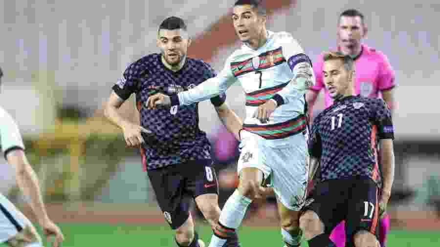 Croácia e Portugal jogam pela Liga das Nações - Slavko Midzor/Pixsell/MB Media/Getty Images