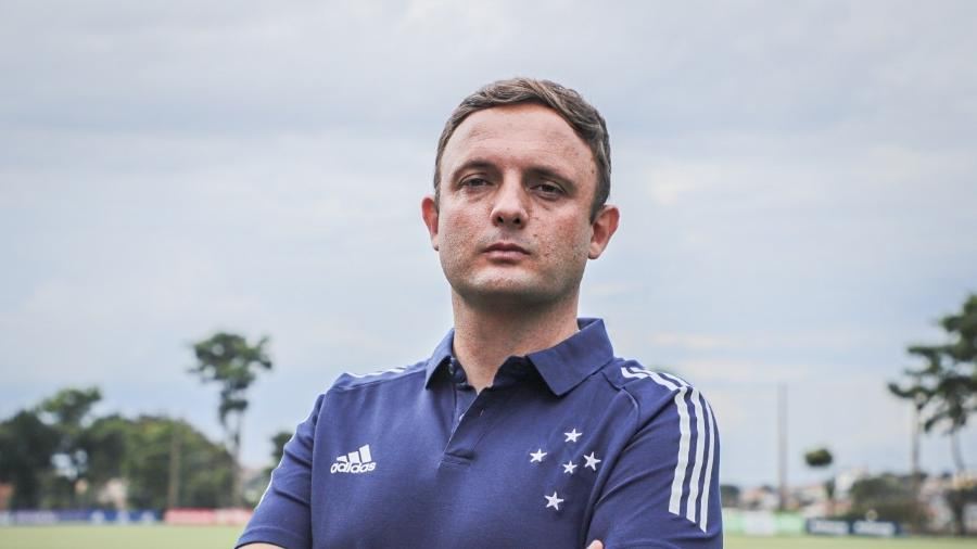 André Mazzuco, novo diretor de futebol, é o responsável por montar o time para 2021 - Igor Sales/Cruzeiro