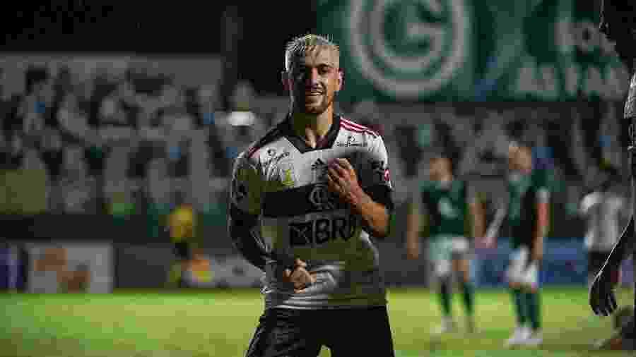 Arrascaeta é uma excelente opção para a rodada - Alexandre Vidal/Flamengo