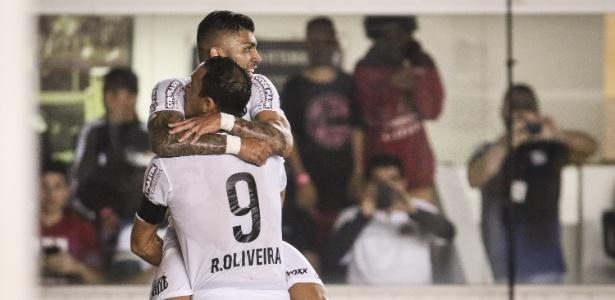 Trio de selecionáveis marcou 47 dos 80 gols do time, aproveitamento de 58,7% - Ricardo Nogueira/Folhapress