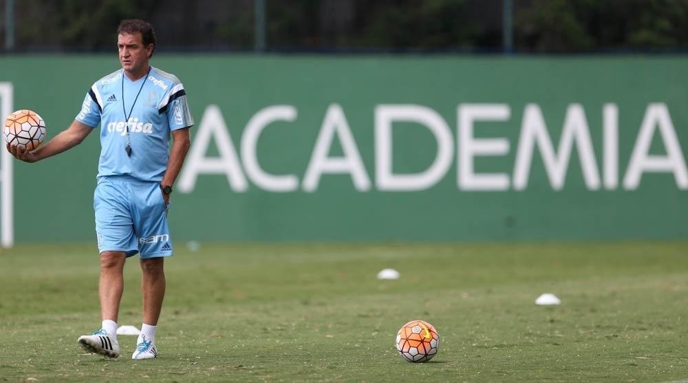 Cuca chega ao Palmeiras depois da demissão de Marcelo Oliveira
