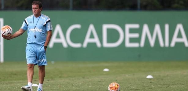 Cuca contará com jogadores mais versáteis no Campeonato Brasileiro