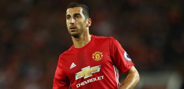 Mkhitaryan não é titular do Manchester United desde setembro