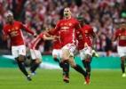 Ibrahimovic salva e Manchester United conquista título na Inglaterra - Reuters / Carl Recine Livepic